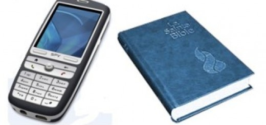Bible-vs-telephone-portable