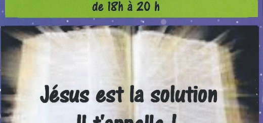 Evangélisation St-Esprit