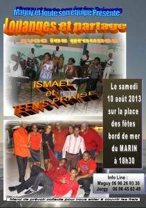 tract concert 10 aout 2013